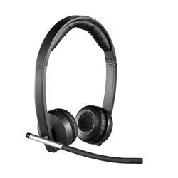 Logitech H820e headset Binaural Head-band Black