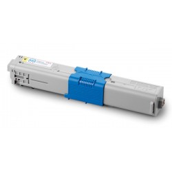 OKI 44469704 toner cartridge Laser 2000 pages Yellow