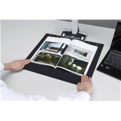 Fujitsu ScanSnap SV600 285 x 218 DPI Overhead scanner Black, White A3