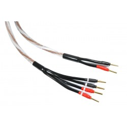 Speaker cables - Brown...